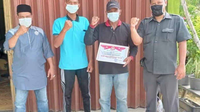Masyarakat Peduli Api Kabupaten Siak Dapat Penghargaan dari Kapolda Riau