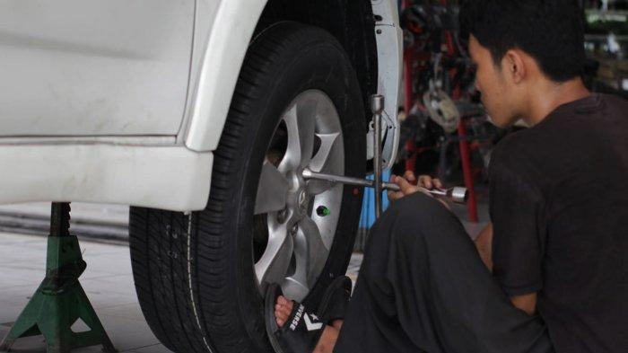 Agar Kendaraan Tetap Stabil, Spooring dan Balancing Ban Mobil Sebulan Sekali
