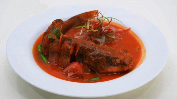 Nikmati Menu Baung Sagu Asam Pedas di Pepito Restaurant Pekanbaru