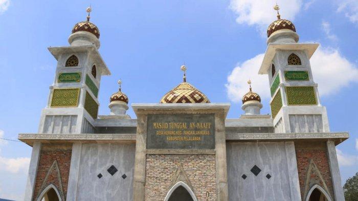 Akan Direhab, Bupati Pelalawan Zukri Misran Minta Dinas PU Data Masjid di Sepanjang Lintas Timur