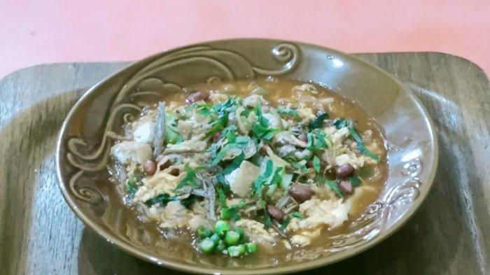 Kuliner Riau, Mie Sagu Lecah dan Mie Rebus Bengkalis