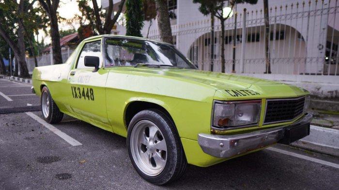 Kepincut Mobil Klasik Holden WB Ute 90 dengan Suara Gahar