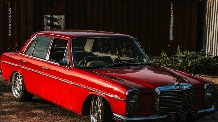Modifiksi Mercy Mini, Mobil Tahun 1971