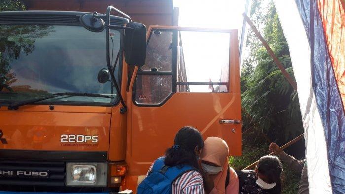 Arus Balik di Kuansing, Puluhan Kendaraan Dimanta Putra Balik