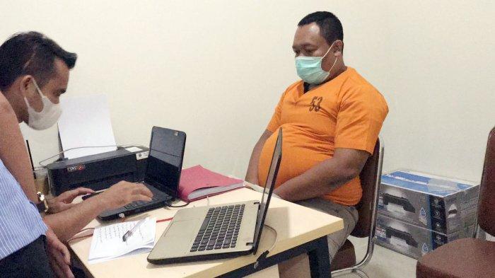 Pria di Pekanbaru Riau ini Palsukan 1.252 Surat Bebas Covid-19