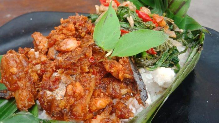 Nasi Bakar Jogja di Pekanbaru
