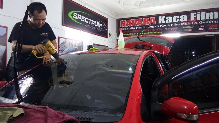 Navara Kaca Film, Spesialis Kaca Film Mobil dan Gedung di Pekanbaru