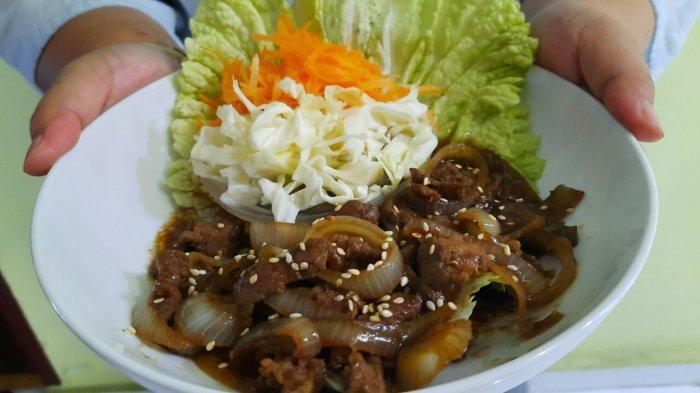 Nikmati Beef Teriyaki di Sugoi Katsu Pekanbaru