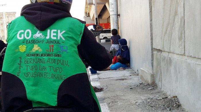Kisah Ojol Sepi Orderan Selama PPKM Level 4 di Pekanbaru