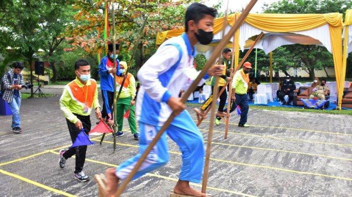 Olahraga Tradisional Provinsi Riau Siap Menuju Pekan Kebudayaan Nasional