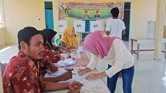 61 Desa di Pelalawan Akan Gelar Pilkades, Puluhan Balon Kades Mulai Urus Syarat