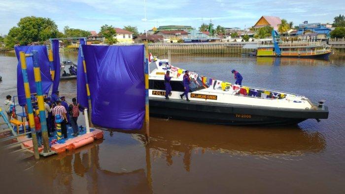 Mengenal Kapal Pemburu Cepat 2006 Lancang Kuning Milik Ditpolair Polda Riau