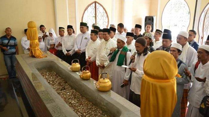 Pendiri Kota Pekanbaru, Marhum Pekan Diusulkan Jadi Pahlwan Nasional