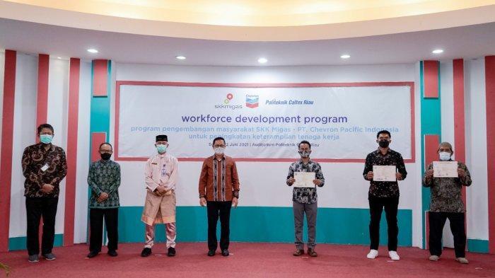 101 Orang Lulus Program WFD di Riau, Siap Bersaing di Dunia Kerja