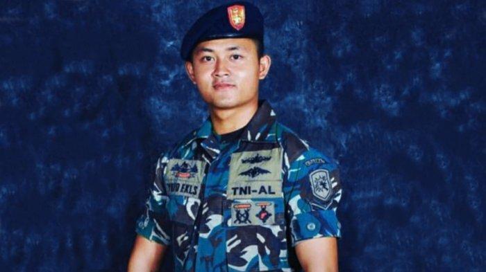 Sertu Bah Yoto Eki Setiawan, salah satu awak kapal selam Nanggala -402 yang tenggelam