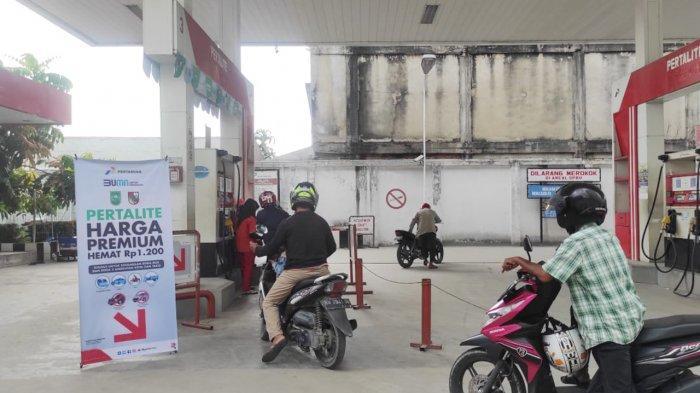 Stok BBM Untuk Hari Raya Idul Fitri 2021 di Riau Dipastikan Aman