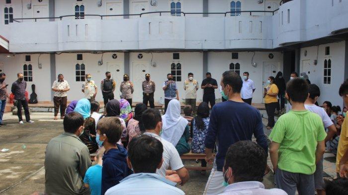 917 Imigran Berada di Kota Pekanbaru