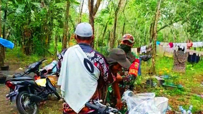 Kisah Pilu Suriadi, Warga Rokan Hulu Riau yang Tinggal di Gubuk Beratap Terpal