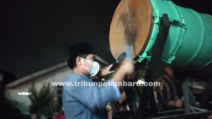 Foto: Pawai Obor dan Takbir Keliling di Tenayan Raya, Pekanbaru - Takbir-keliling-di-Kecamatan-Tenayan-Raya.jpg