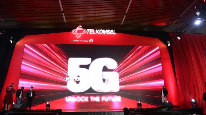 Daftar Daerah yang Sudah Terjangkau Jaringan Internet 5G Telkomsel di Indonesia