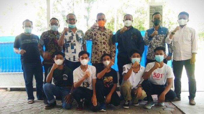 Tim Sepak Takraw Meranti Turunkan 5 Atlet di Kejurda Pelajar Riau 2021