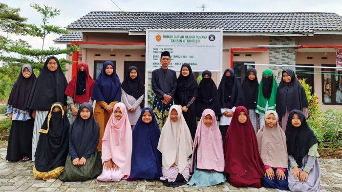 Ustadz Abdul Somad Dirikan Rumah Quran di Desa Rimbo Panjang Kabupaten Kampar Riau