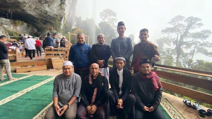 Wisata Batu Tilam di Kampar Riau Menjadi Surga Tersembunyi Terpopuler Dalam API 2020