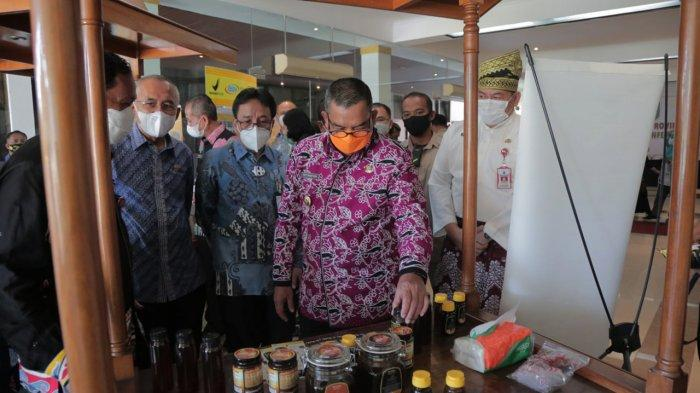 3 Produk IKM dan UMKM di Riau Dapat Sertifikat SNI