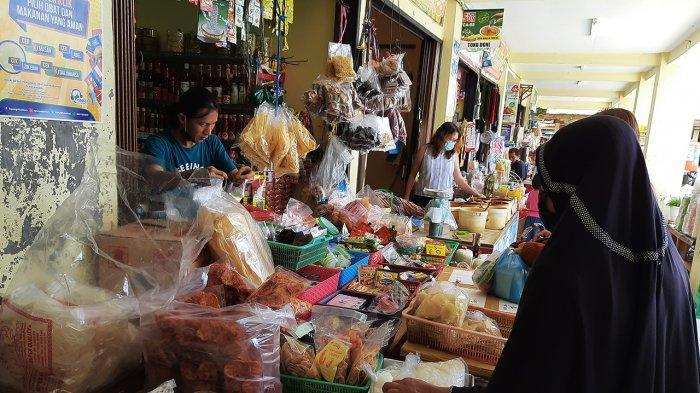 Pasar Lima Puluh Pekanbaru Masuk Nomunasi Pasar Aman Nasional