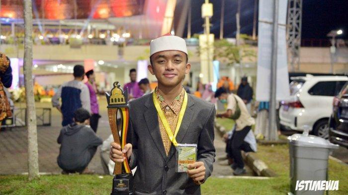 Bayu Wibisono Damanik, Juara 1 MTQ Nasional 2020 dari Riau
