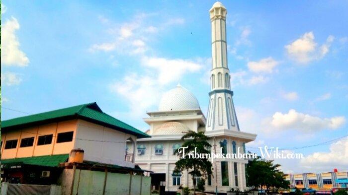 Ini Daftar 12 Masjid Paripurna di Kota Pekanbaru