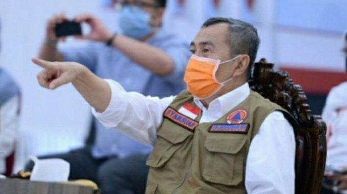 Wow! Riau Peringkat Pertama Kasus Covid-19 se Sumatera, Ini Instruksi Gubernur Syamsuar