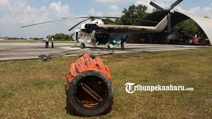 Tiga Helikopter Diturunkan Untuk Padamkan Karhutla dari Udara