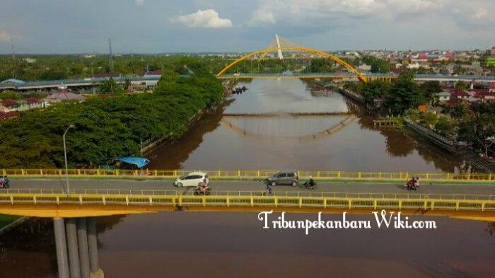 4 Jembatan Megah di Pekanbaru