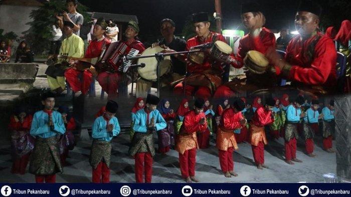 Mengenal Tari Zapin di Kampung Zapin di Desa Meskom Bengkalis Riau