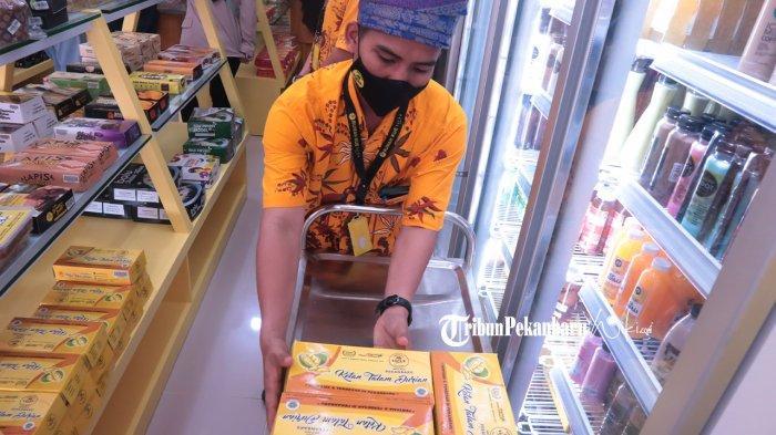 Ketan Talam Durian, Oleh-Oleh Khas Pekanbaru