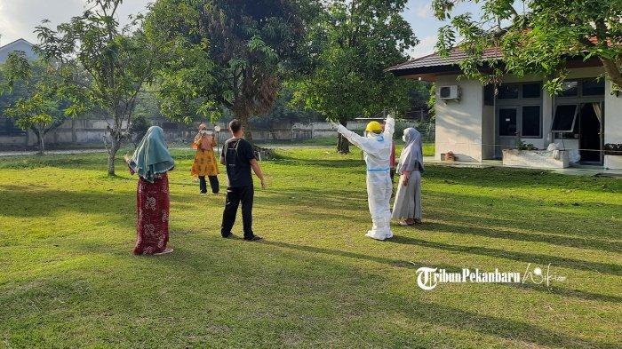 Tingkat Kesembuhan Pasien Covid-19 di Kota Dumai Riau Meningkat