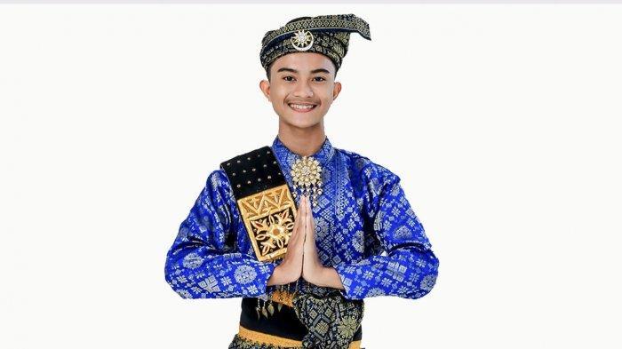 M Vitdriansyah Putra, Peserta LIDA 2021 dari Riau Tersenggol di Babak Top 42