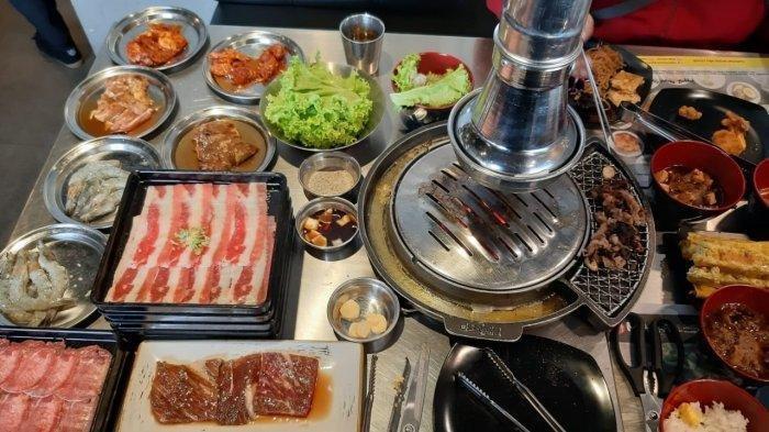 Magal Korean BBQ di Pekanbaru