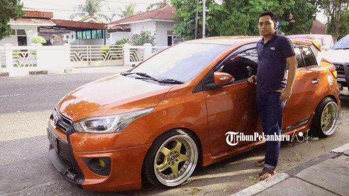 Sardi Mayanto Modifikasi Toyota Yaris Jadi Lebih Elegan