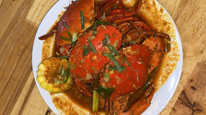 Dapur Cupcup, Kuliner Serba Seafood di Pekanbaru