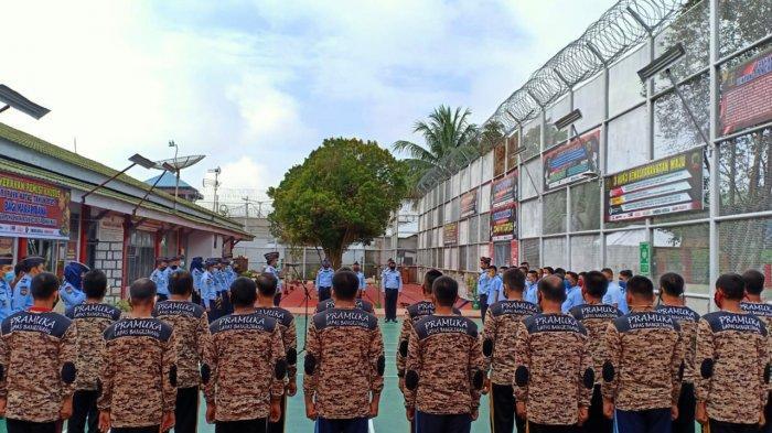 5.724 Napi di Riau Dapat Remisi Lebaran Idul Fitri, 40 Napi Langsung Bebas