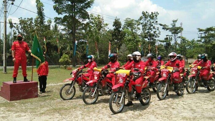 KLHK Gelar Patroli Terpadu Cegah Karhutla, Sasar Desa Rawan Kebakaran di Riau