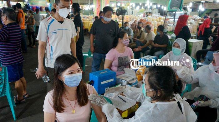 Ada Wisata Vaksin Covid-19 di Taman Rekreasi Alam Mayang Pekanbaru 5 dan 6 Juni 2021