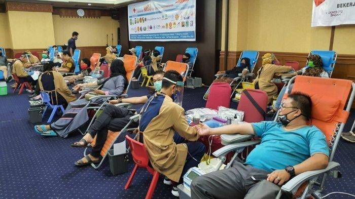 PMI dan Living World Pekanbaru Akan Gelar Donor Darah