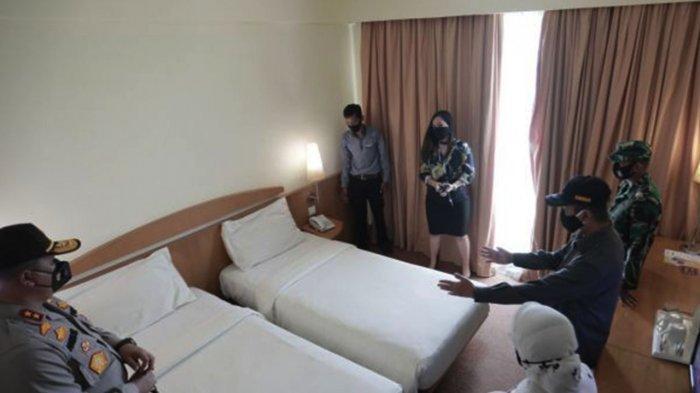 Pemprov Riau Sewa Dua Hotel di Pekanbaru Jadi Tempat Isolasi Pasien Positif Covid-19
