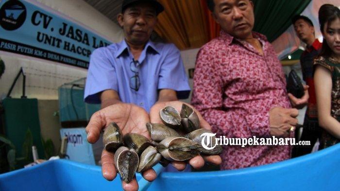 Data Nilai Ekspor Riau April 2021