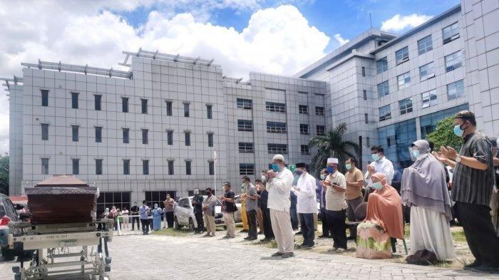 Pecah Rekor, Sehari 16 Pasien Covid-19 Meninggal Dunia di Riau