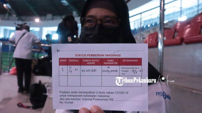 Kasus Positif Covid-19 di Riau Bertambah 383 Kasus, Selasa 27 April 2021