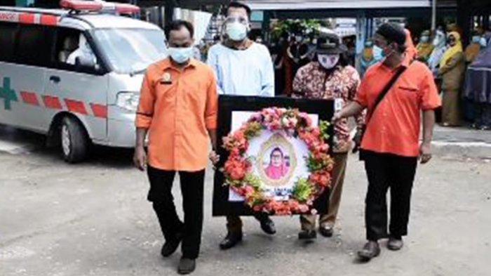 Satu petugas medis positif covid-19 di Kota Dumai, Riau meninggal Dunia, Selasa (8/9/2020)